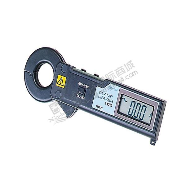(M-100)MULTI/万用-袖珍交流钳形漏电电流表