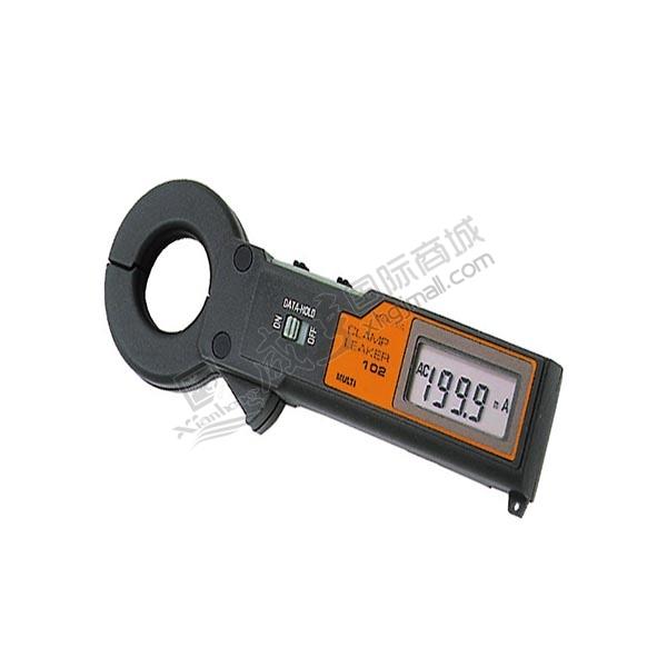 (M-102)MULTI/万用-袖珍交流钳形漏电电流表