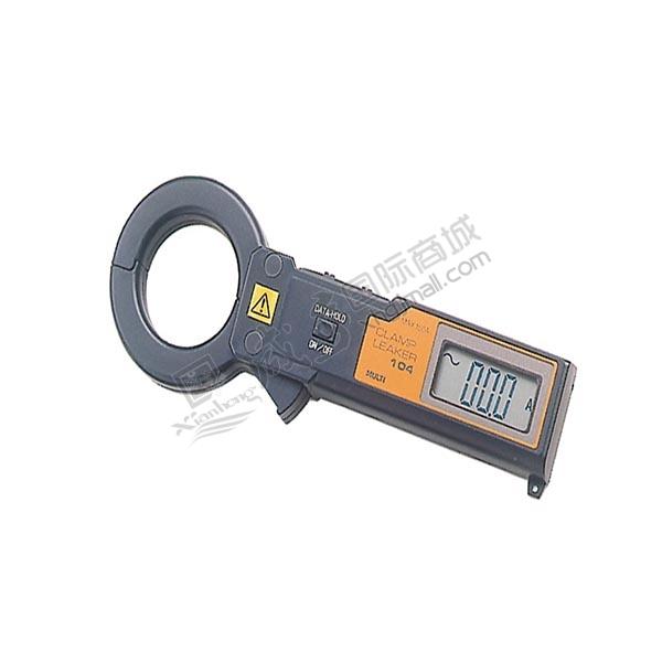 (M-104)MULTI/万用-袖珍交流钳形漏电电流表