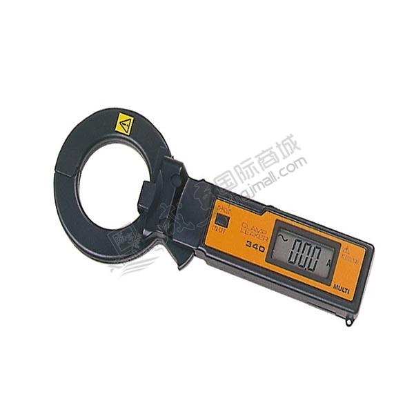(M-340)MULTI/万用-袖珍交流钳形漏电电流表