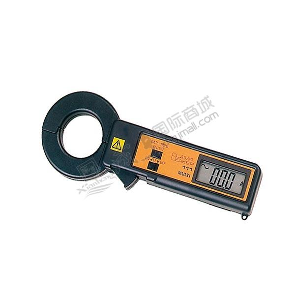 (M-111)MULTI/万用-袖珍交流钳形漏电电流表